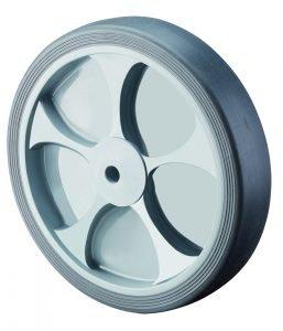 Rustfri hjul - Hjul - Justkolding ApS - 1